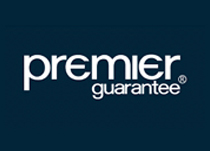 Jack Lunn premier guarantee logo